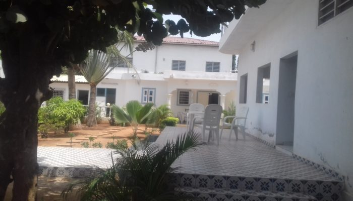 Les Villas De Lome Togo