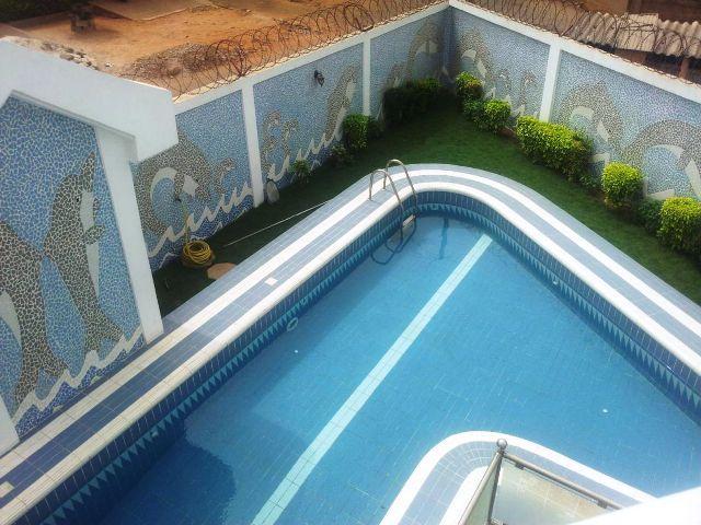 A louer villa duplex meubl e avec piscine totsi lom - Louer villa avec piscine ...