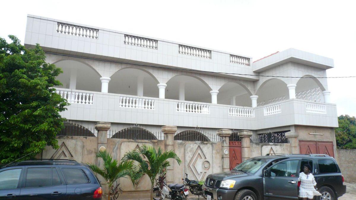 Villa neuve à Kégué, Lomé.
