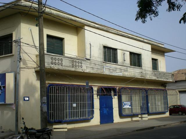 A louer: Bureaux ou boutique, centre-ville, Lomé