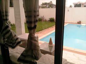 A louer: Villa standing meublée avec piscine à Forever, Lomé.